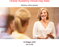 600x600-Oracle Academy Virtual Day Italia 2020 DT2 Consulting tecnologia e news